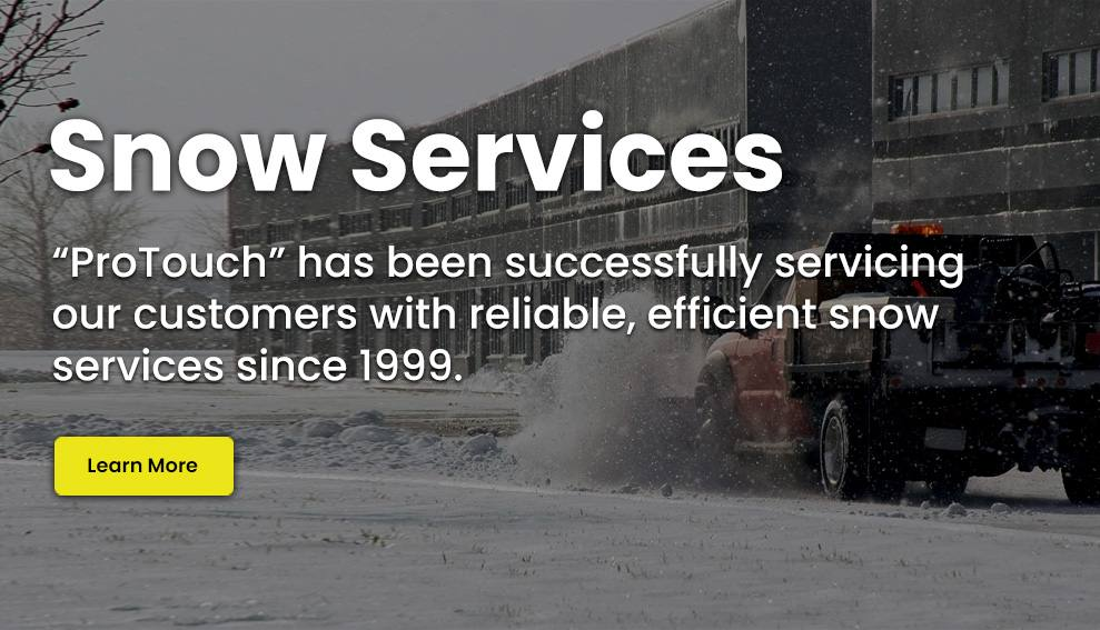 Snow Plowing Services Markham
