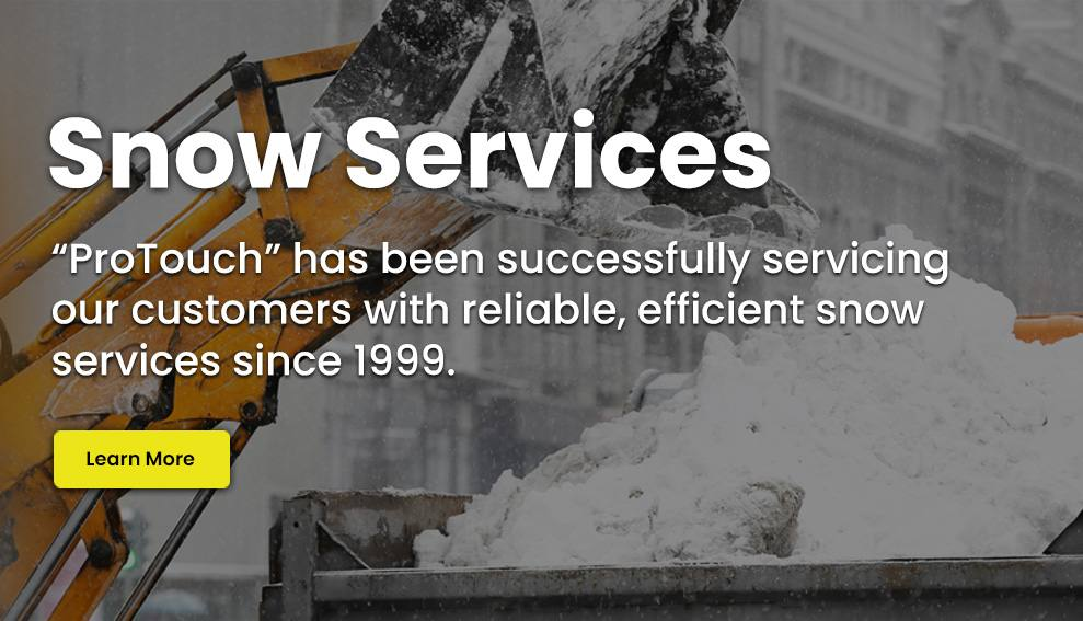 Commercial Snow Removal & Relocation