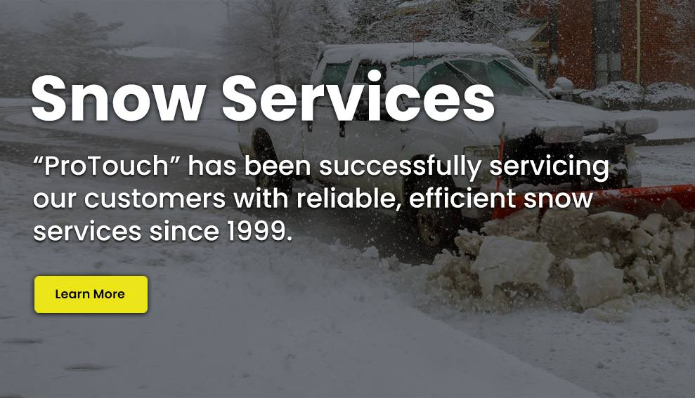 Winter snow removal services Ontario